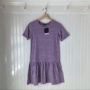TOPSHOP Lavender Dress